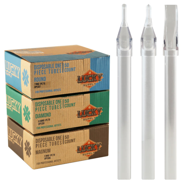 Clear Disposable Tubes