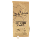 Enviro Caps - Paper Ink Cap Containers by Lucky Supply