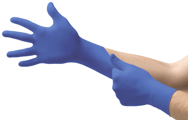 Micro-Touch Nitrile Gloves