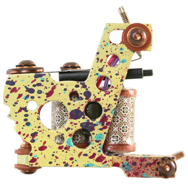Lucky Supply One-Off Shader Tattoo Machine