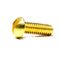 Round Head Slotted Screws