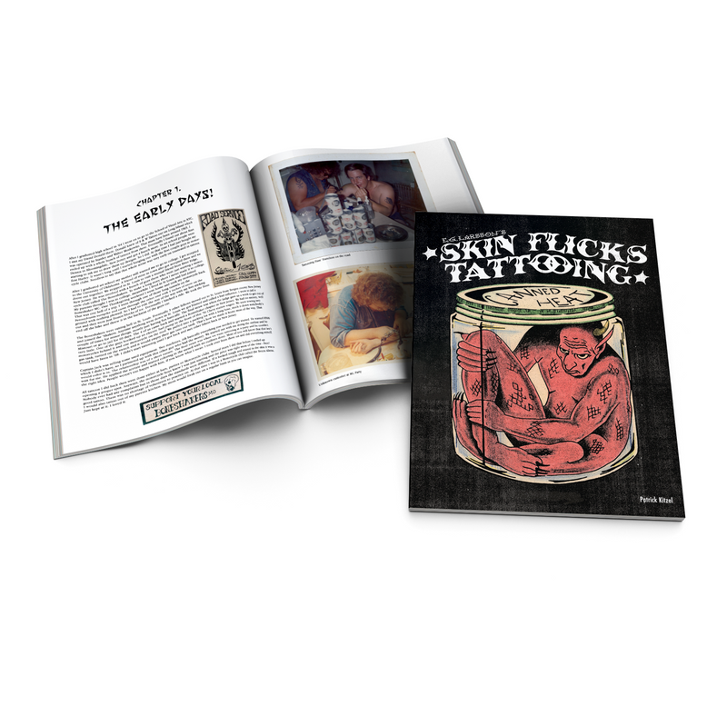 Skin Flicks Tattooing Book