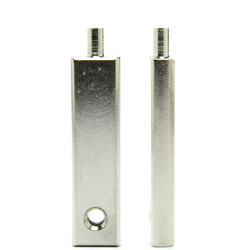 "Armature Bar - Shader - 1.700"" OL- Nickel Plated"
