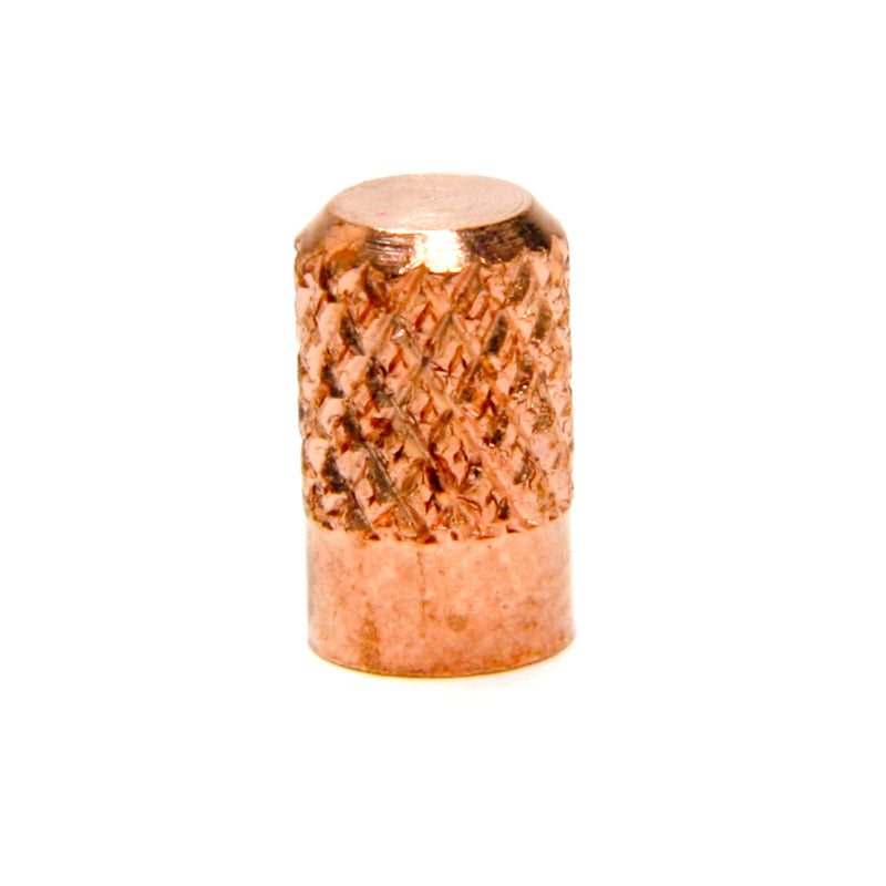 Tall Brass Cap Nut