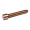 "Long Copper Contact Screw -  1.2"" Total Length"