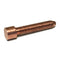 "Short Copper Contact Screw -  1"" Total Length"