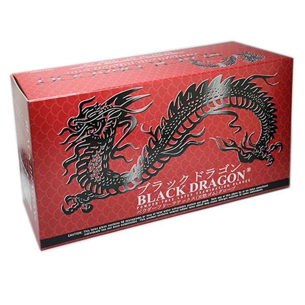 Black Dragon Gloves (5 BOX MAX LIMIT)
