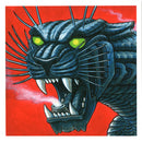 Limited Edition Mike Wilson Iron Panther Print