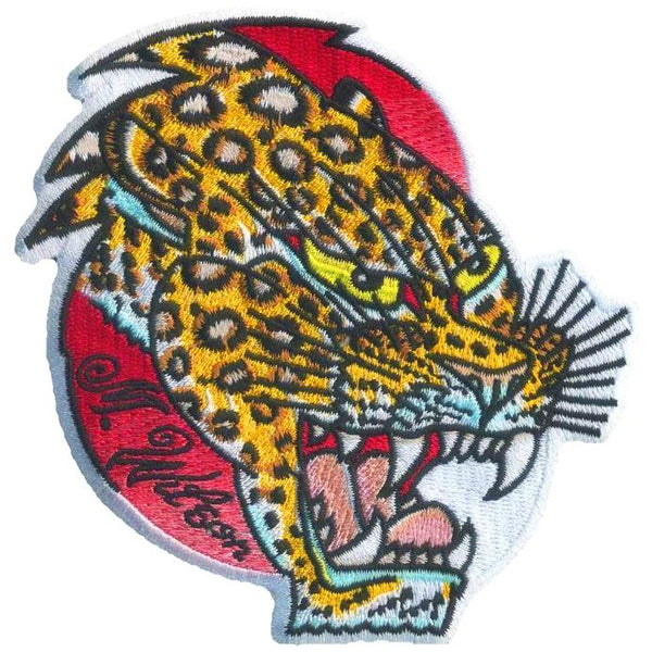 Mike Wilson Jaguar Patch