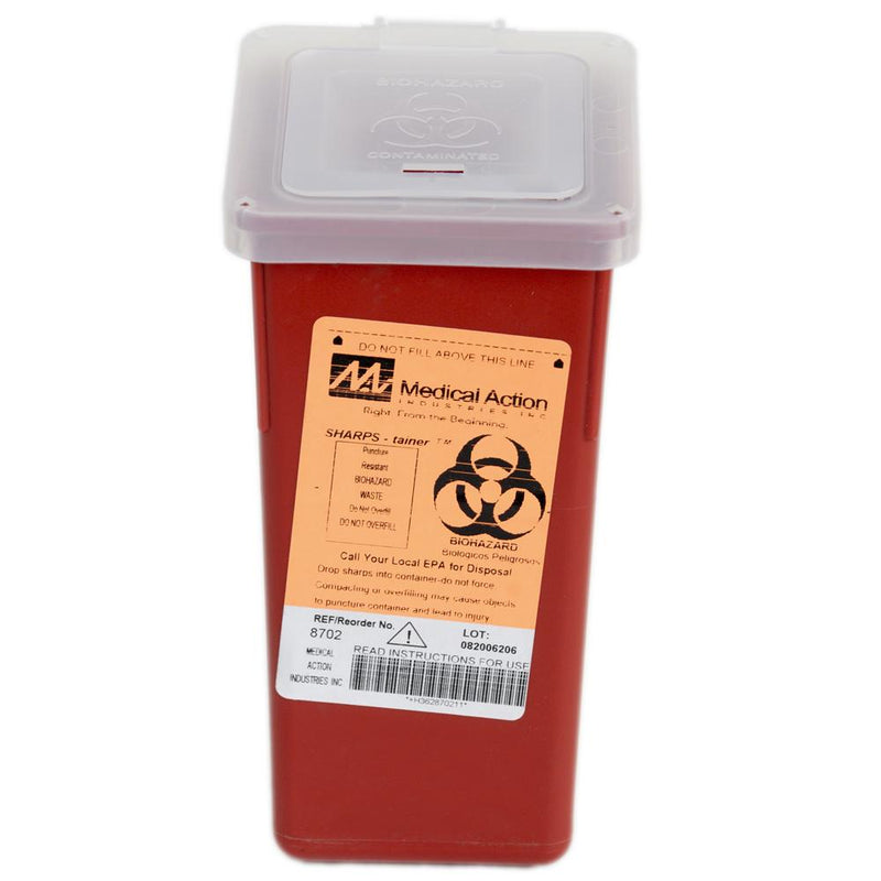 Sharps Container Quart