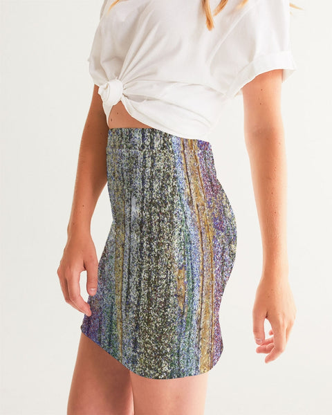 FIGARO Craft Skirt Women's Mini Skirt