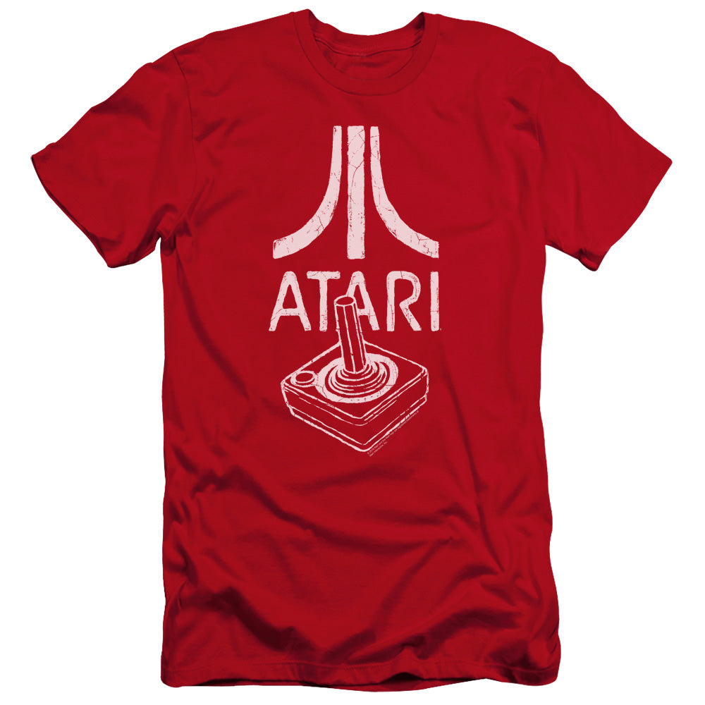 Atari - Joystick Logo Premium Canvas Adult Slim Fit 30/1