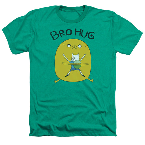 Adventure Time - Bro Hug Adult Heather