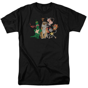 Uncle Grandpa - Group Short Sleeve Adult 18/1