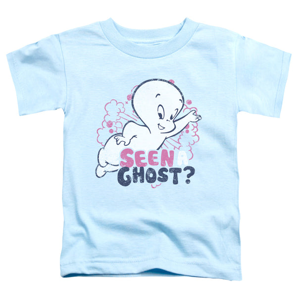 Casper - Seen A Ghost Short Sleeve Toddler Tee