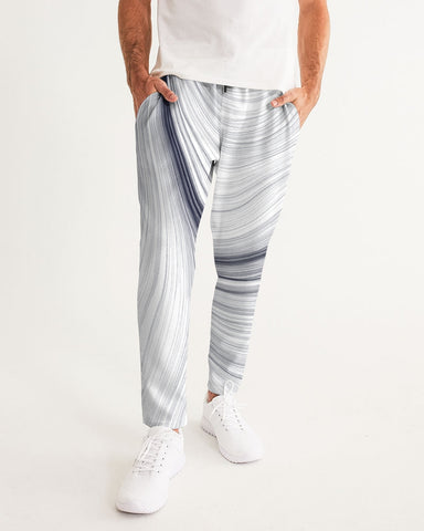 FIGARO PARTICLES Black/White   Men's Joggers