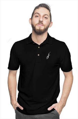 FIGARO Solfege Polo (Black)