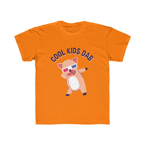FIGARO Dab Kids Regular Fit Tee