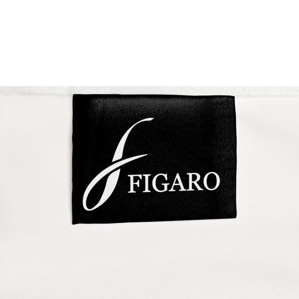 FIGARO SOLFEGE Wrap Dress