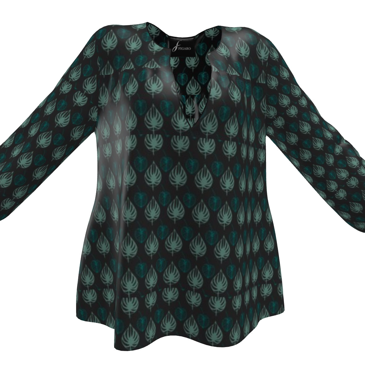 SOLFEGE WOMEN'S BLOUSE