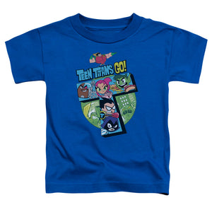 Teen Titans Go - T Short Sleeve Toddler Tee