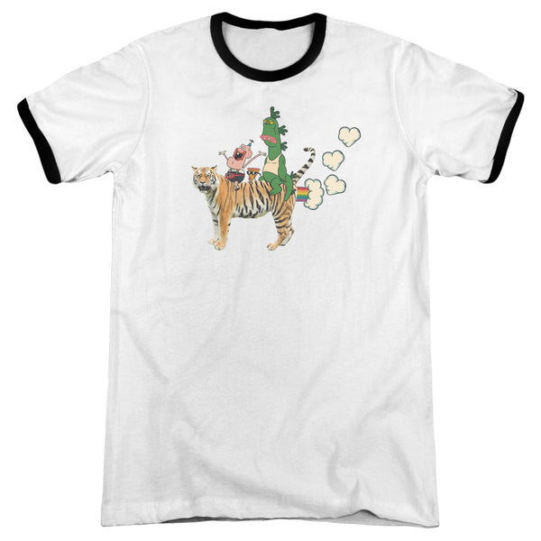 Uncle Grandpa - Fart Hearts Adult Ringer