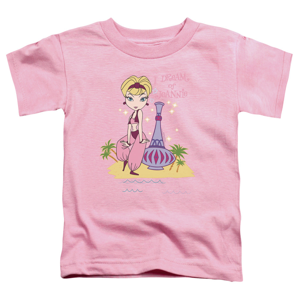 I Dream Of Jeannie - Island Dance Short Sleeve Toddler Tee