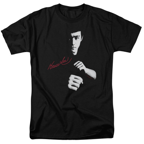 Bruce Lee - The Dragon Awaits Short Sleeve Adult 18/1