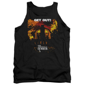 Amityville Horror - Get Out Adult Tank