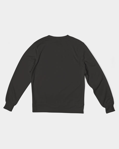 Figaro Midnight Men's Classic French Terry Crewneck Pullover