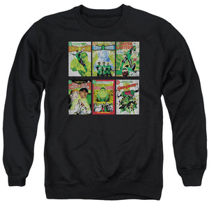 Green Lantern - Gl Covers Adult Crewneck Sweatshirt