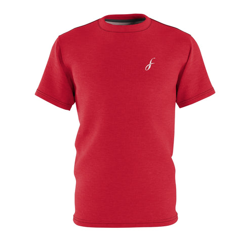 FIGARO Basic Tee (Red)