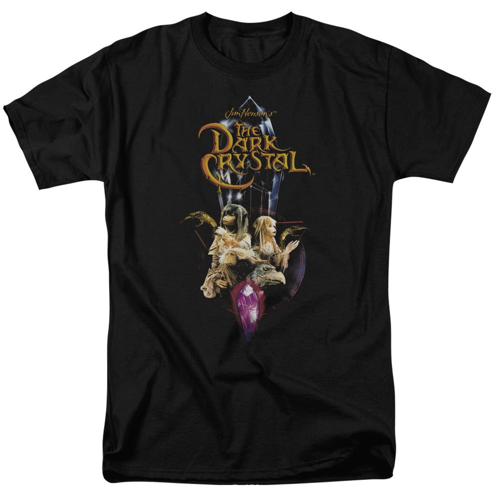 Dark Crystal - Crystal Quest Short Sleeve Adult 18/1