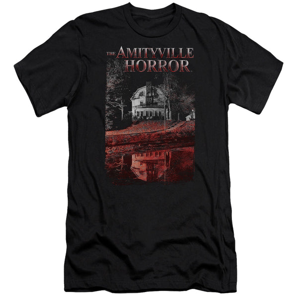 Amityville Horror - Cold Blood Premium Canvas Adult Slim Fit 30/1