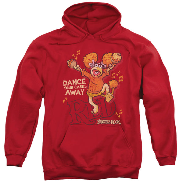 Fraggle Rock - Dance Adult Pull Over Hoodie