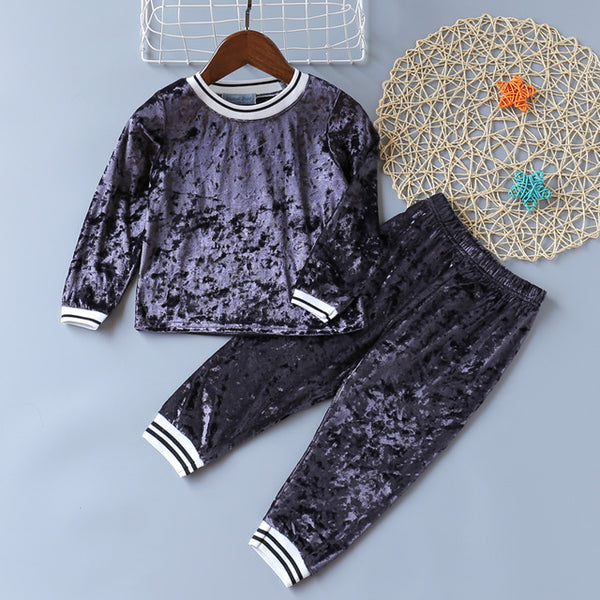 FIGARO Sodawn Shirt & Pants Set