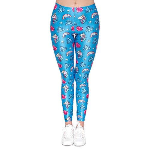 FIGARO Unicorn Party Series Leggings