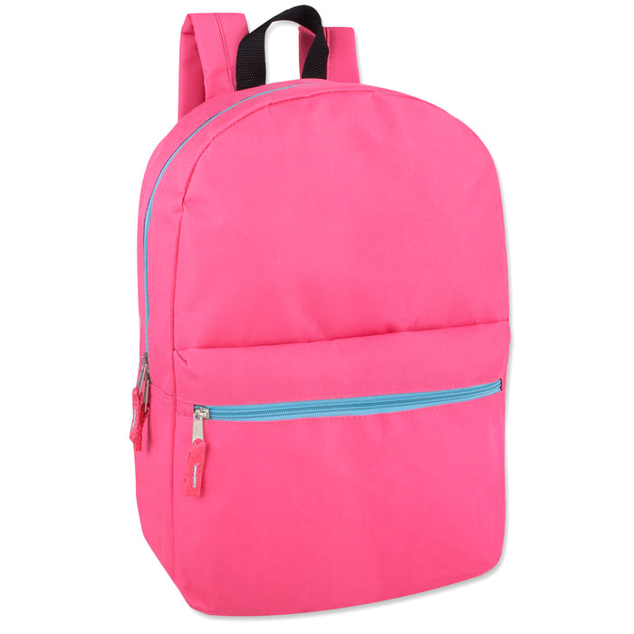Wholesale 43cm Classic Backpack 20L Capacity - 8 Colour