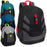 Wholesale 46cm Clip Pocket Backpacks 30L Capacity - 4 Colourways