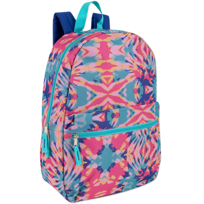 Wholesale 43cm Printed Backpacks 20L Capacity
