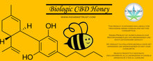 Load image into Gallery viewer, CBD infused in Honey FULL-SPECTRUM