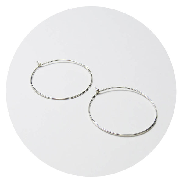 Superfine Hoop - 38mm Medium
