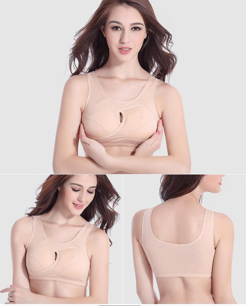 New Anti Sagging Bra