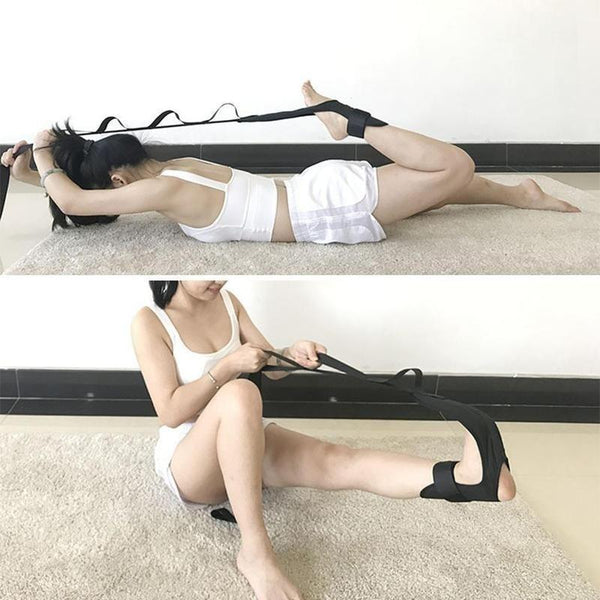 Ligament Stretching Belt Safely Stretching Training Strap
