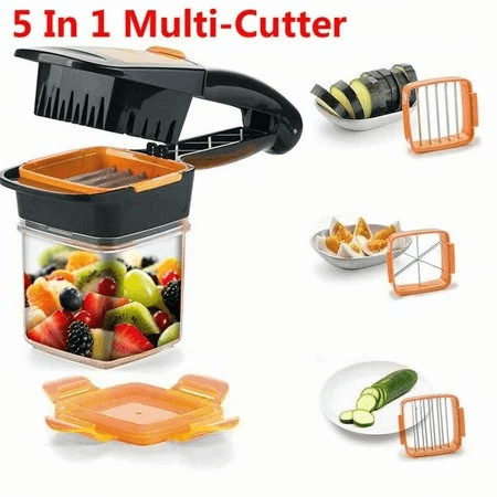 Nutrichopper - The Best Vegetable Dicer Chopper