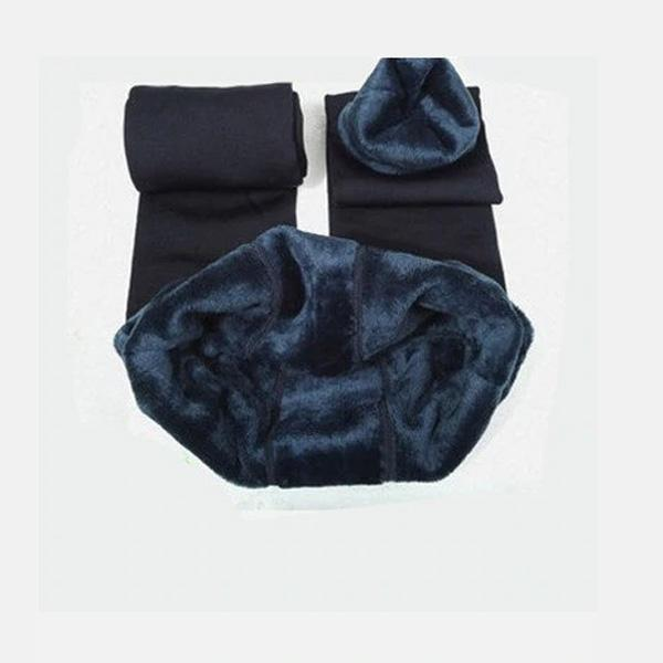 Winter Fleece Lined Thermal Leggings