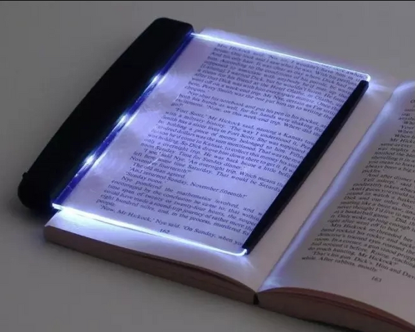 Led Book Reading