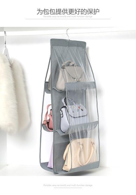 Folding Shelf Bag Purse