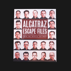 Alcatraz Escape Files