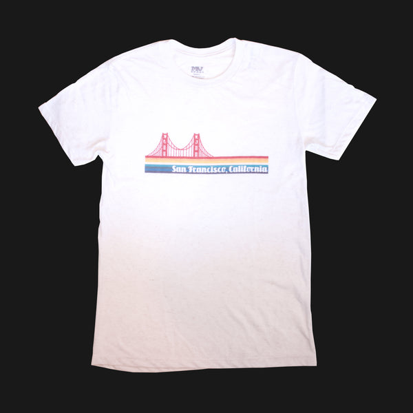 Golden Gate Bridge Vintage T-Shirt